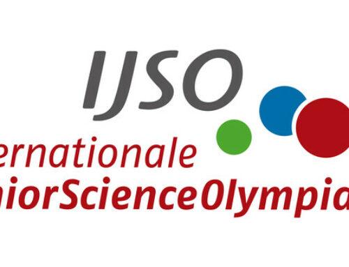 Tibor Lihs qualifiziert sich für dritte Runde der Internationalen JuniorScienceOlympiade