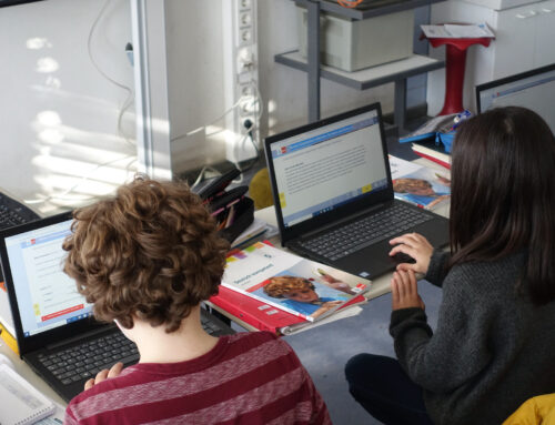 Lerncamp in den Sommerferien